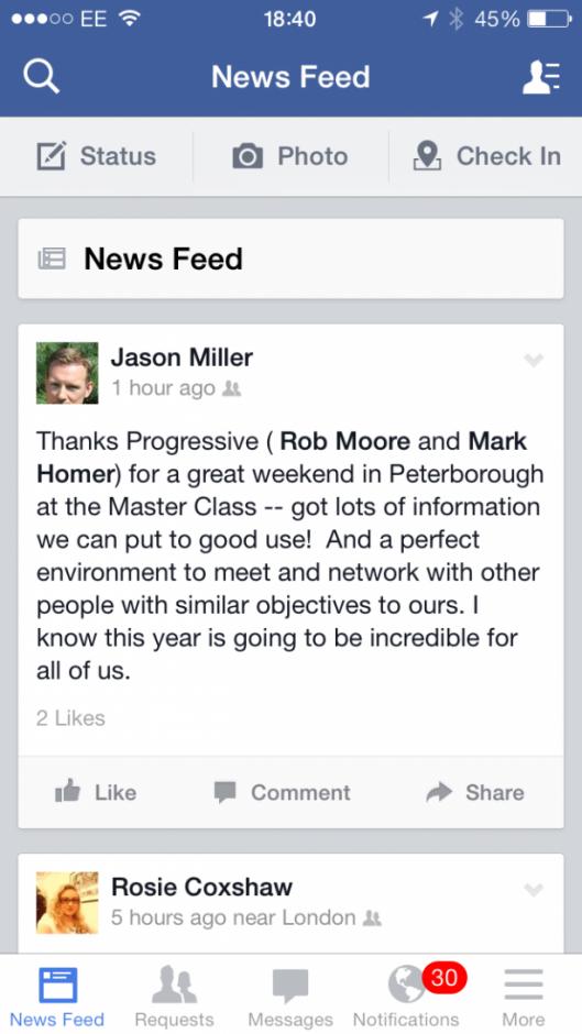 Jason Miller FB