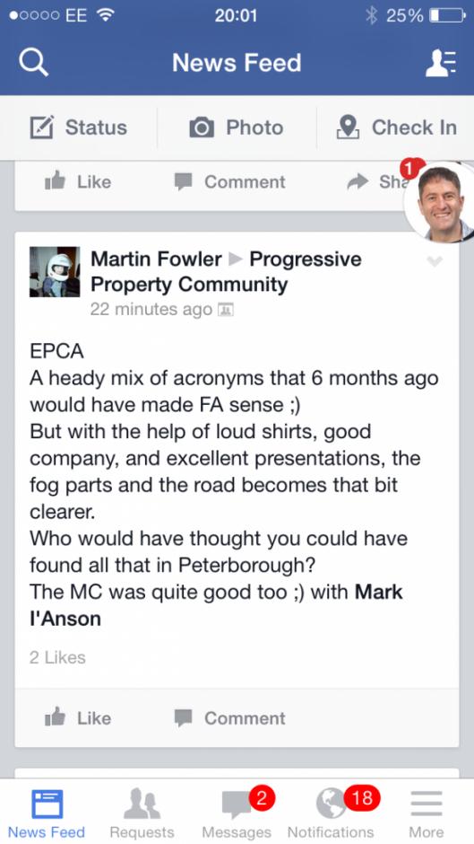 Martin Fowler FB