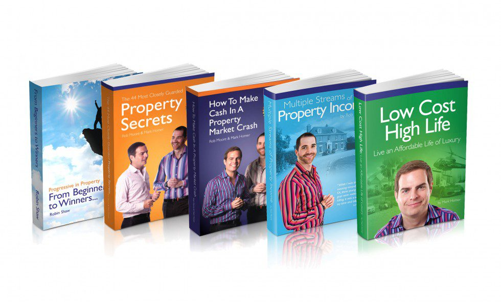 Best Selling Authors with over 550 properties bought