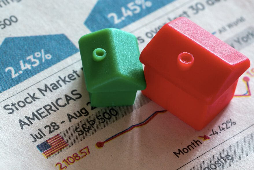 Which Makes the Better Investment: Property or Shares?