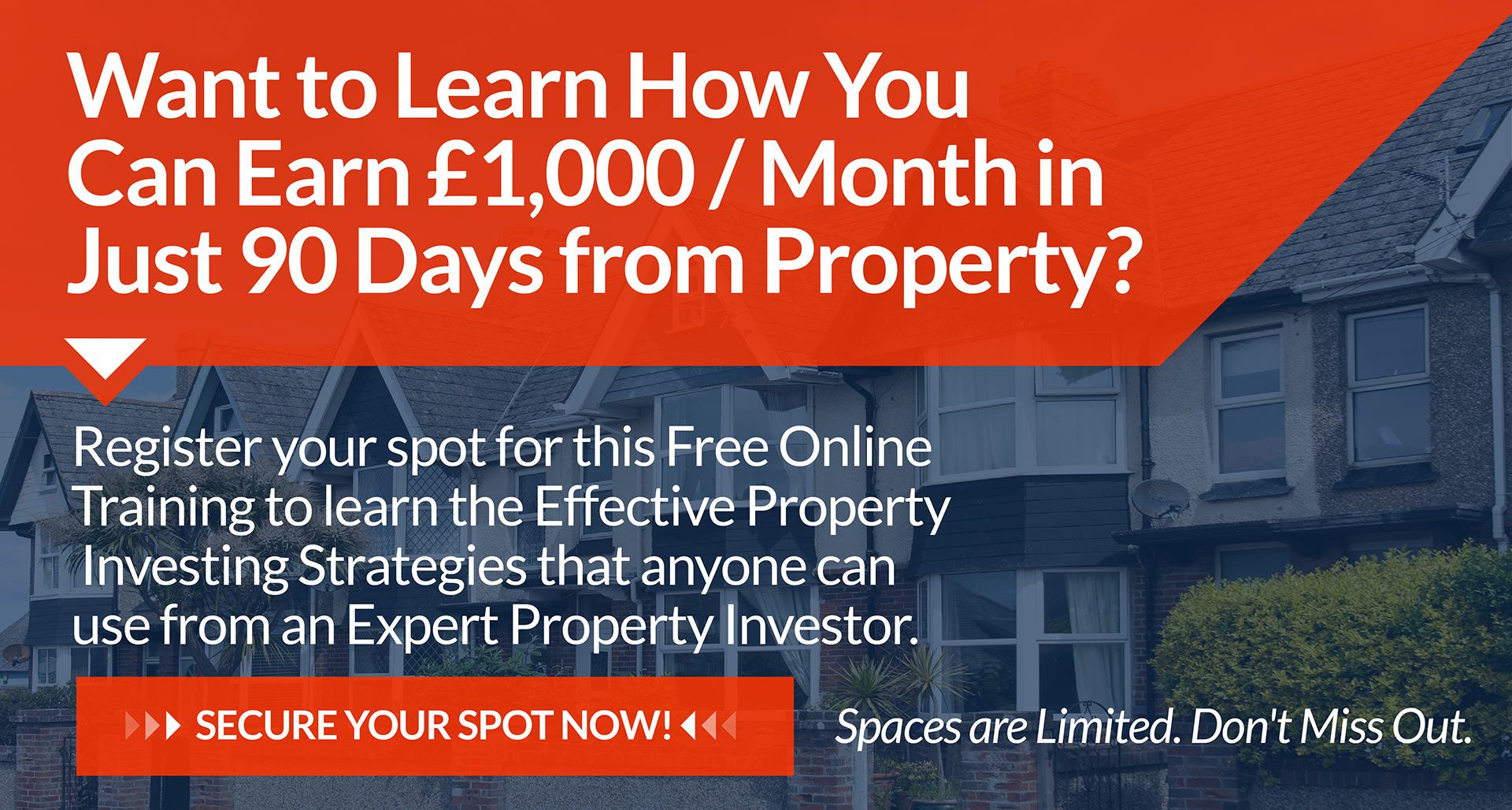 property investing training online